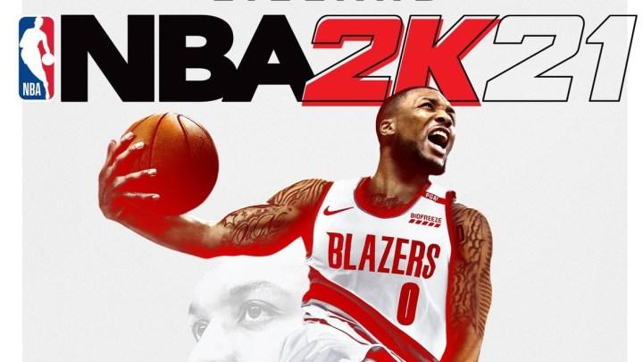 Damian Lillard confirmado como jugador portada de NBA 2K21 para PS4, Xbox One, Switch y PC