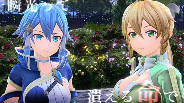 Sword Art Online: Alicization Lycoris confirma nuevos personajes jugables