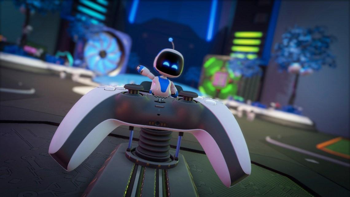 Astro's Playroom sacará el máximo partido a todas las características de PS5
