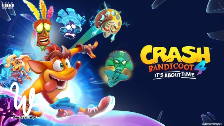 Crash Bandicoot 4: It's About Time presenta trailer e imágenes oficiales