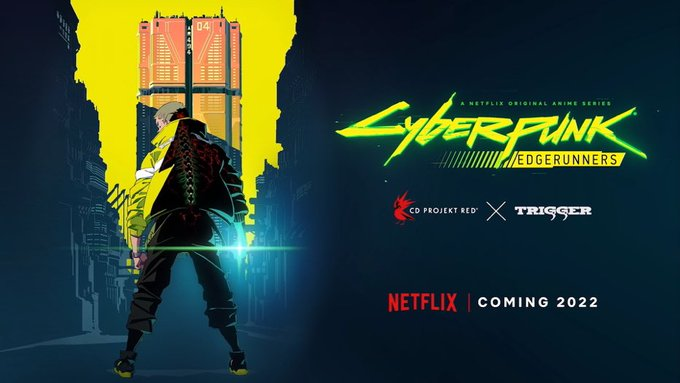 Cyberpunk 2077 tendrá su propia serie anime