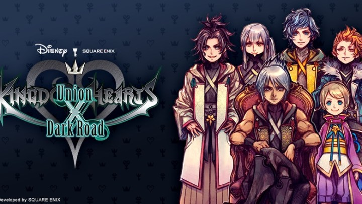 KINGDOM HEARTS Union ÷ Dark Road debuta en dispositivos móviles