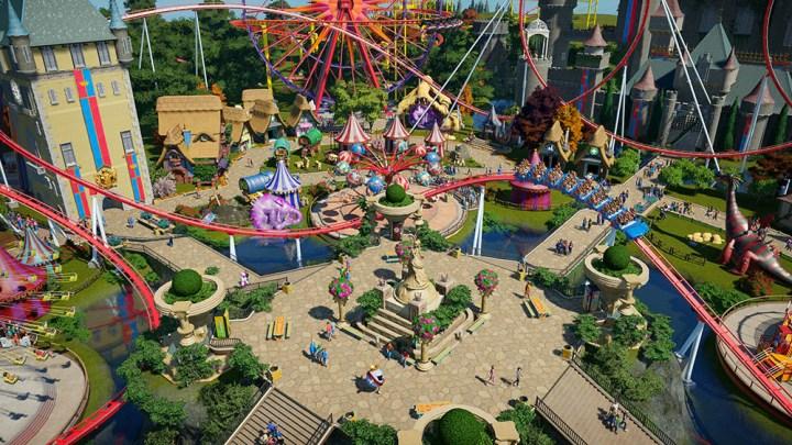 Planet Coaster exhibe su divertida jugabilidad en un nuevo vídeo