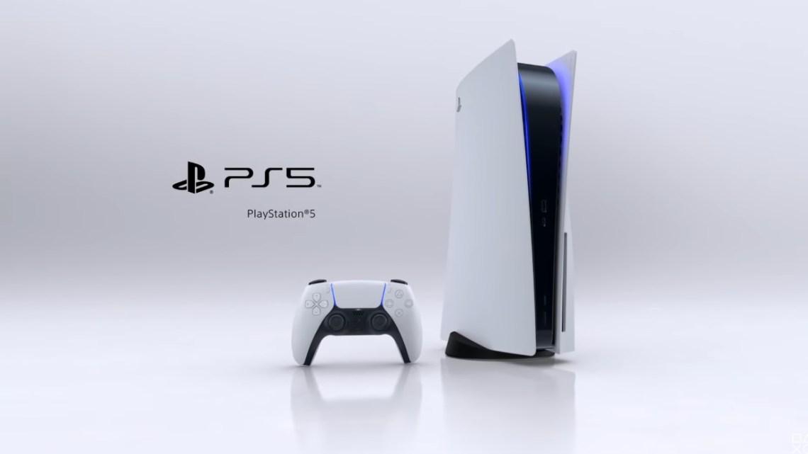 Presentado el diseño oficial de PlayStation 5