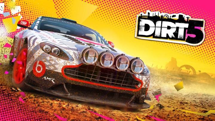 DiRT 5 confirma su lanzamiento en PlayStation 5