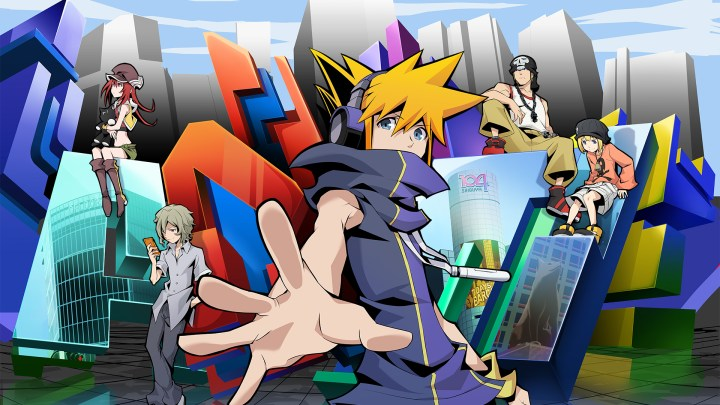 The World Ends With You : The Animation muestra su primer trailer