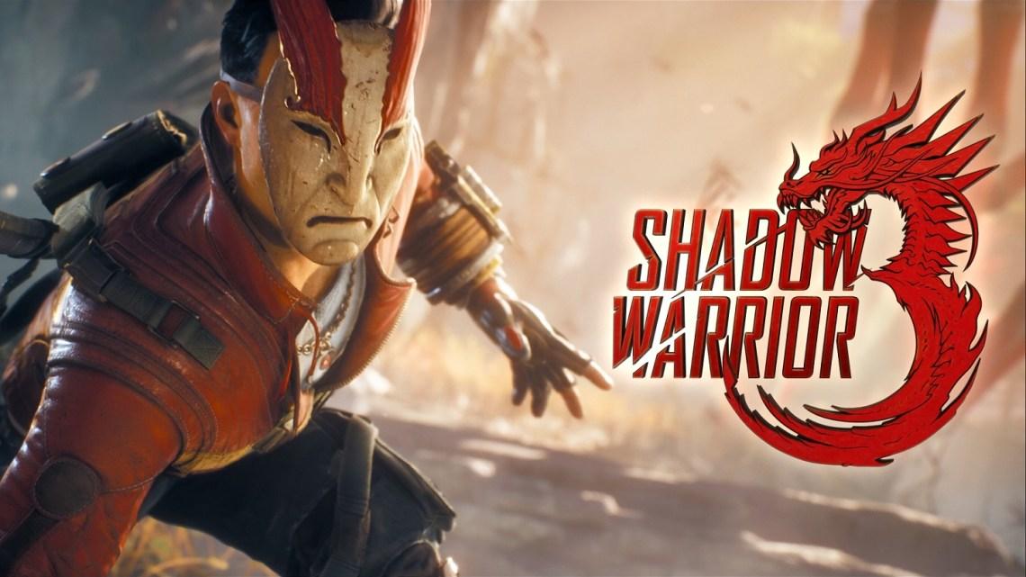 Shadow Warrior 3 muestra un pequeño adelanto en forma de teaser tráiler