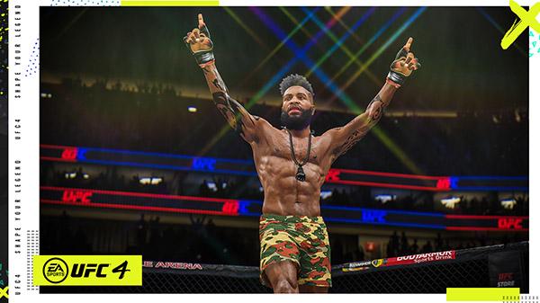 EA Sports UFC 4 se presenta en un tráiler inédito
