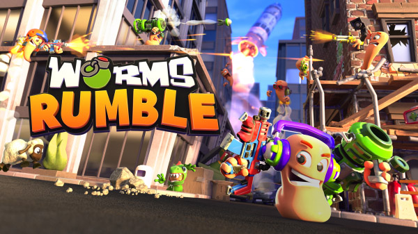 Anunciado Worms Rumble para PS4, PS5 y PC
