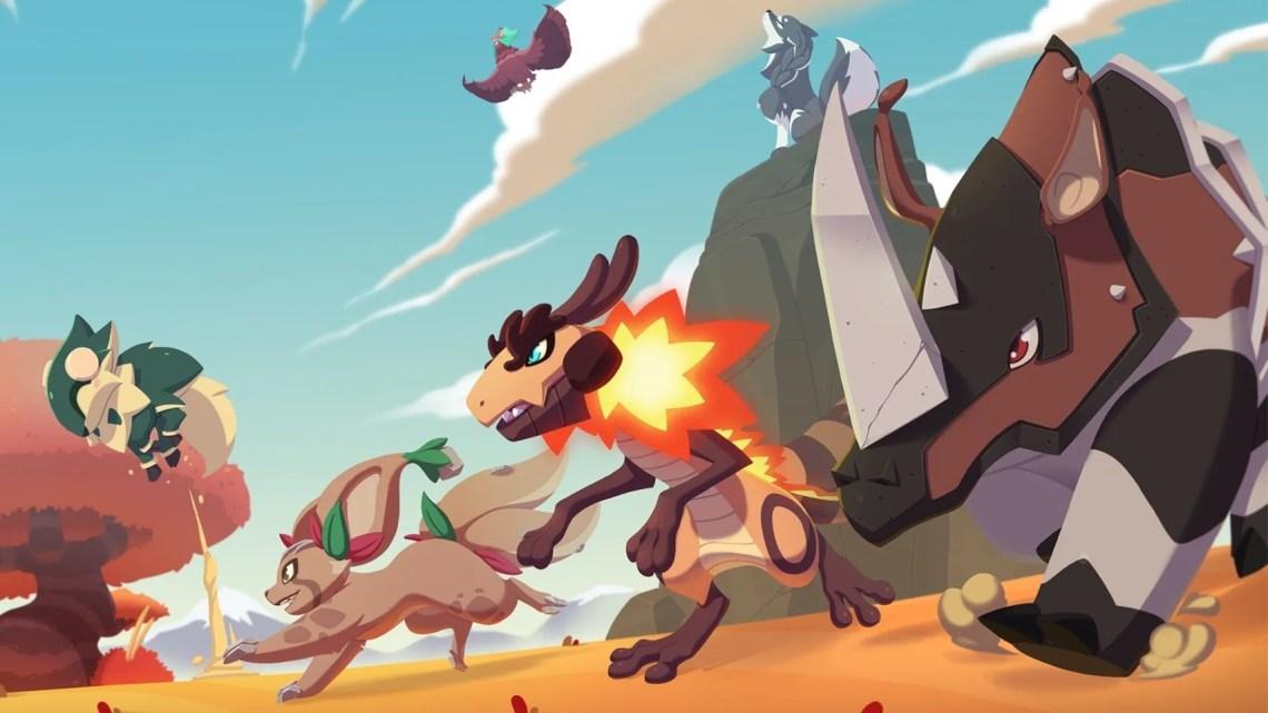 TemTem confirma su lanzamiento para 2021 y suma versión de PS5 | Nuevo gameplay