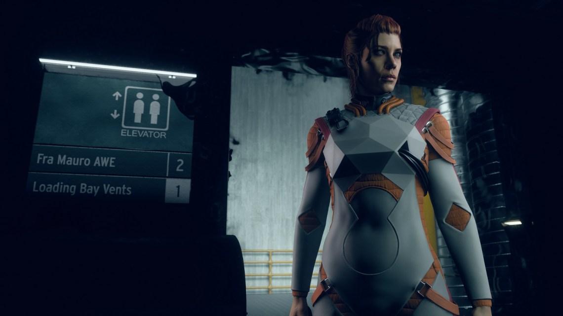 AWE, la próxima expansión de Control, se muestra en un nuevo gameplay