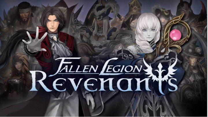 Fallen Legion Revenants presenta sus personajes en un nuevo tráiler oficial