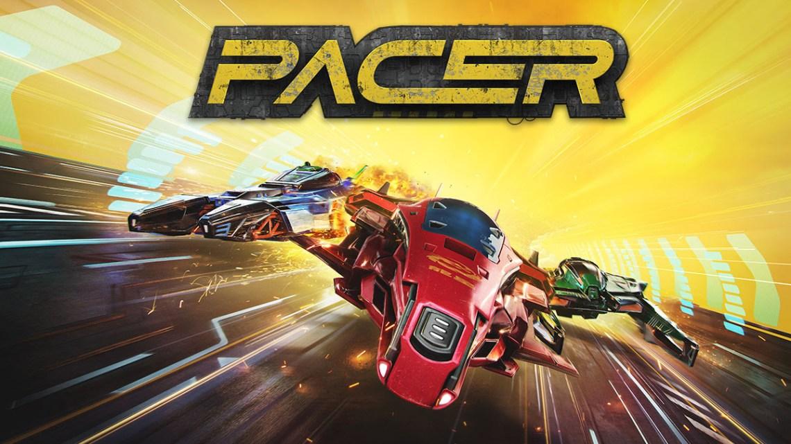 Pacer, el juego de carreras y combate futurista, disponible el 17 de septiembre en PS4 | Nuevo tráiler