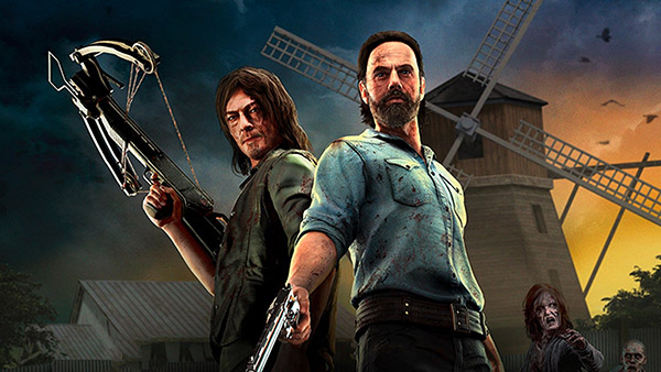 The Walking Dead: Onslaught detalla sus mecánica en un nuevo gameplay