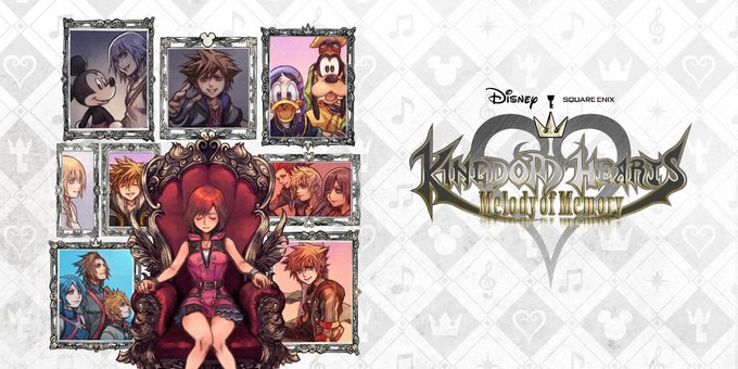 Kingdom Hearts: Melody of Memory confirma demo para mediados de octubr en PS4, Xbox One y Switch