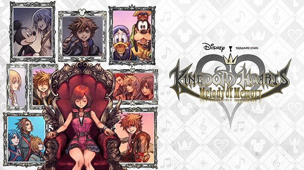 Ya disponible la demostración gratuita de Kingdom Hearts: Melody of Memory