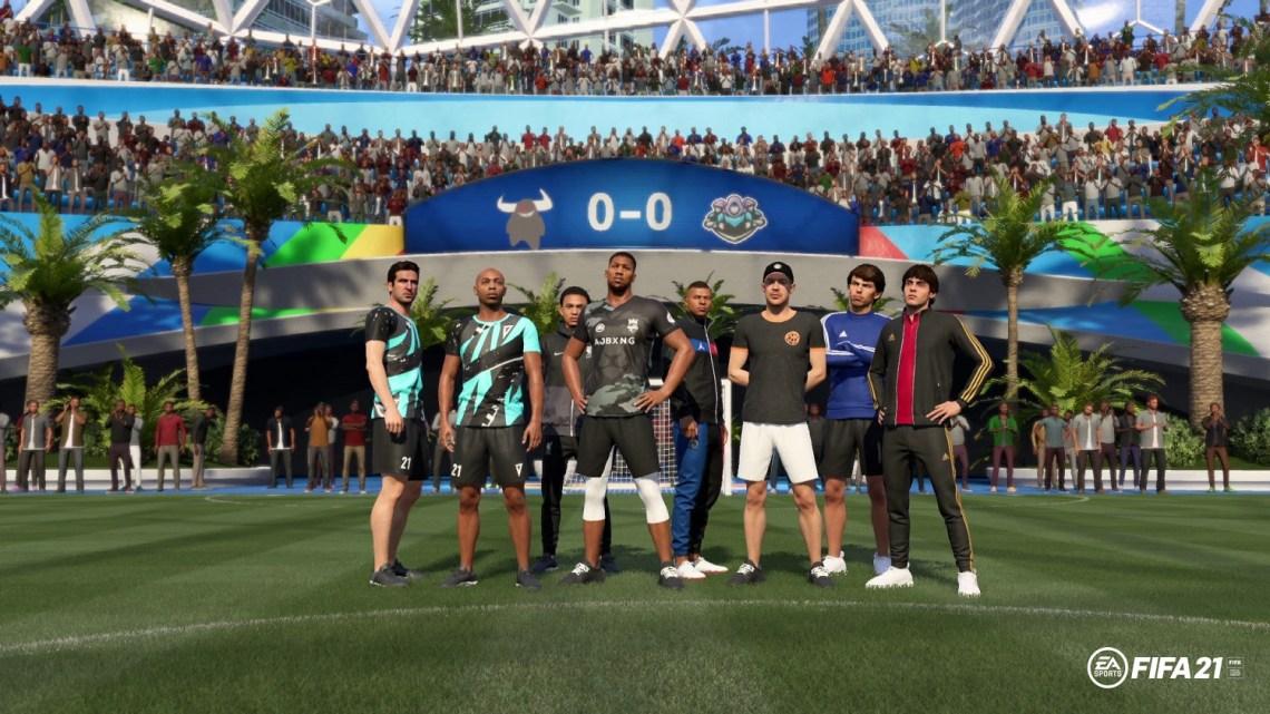 Avance | FIFA 21