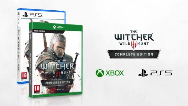 The Witcher 3: Wild Hunt Complete Edition confirma su lanzamiento en PS5, Xbox Series X y PC