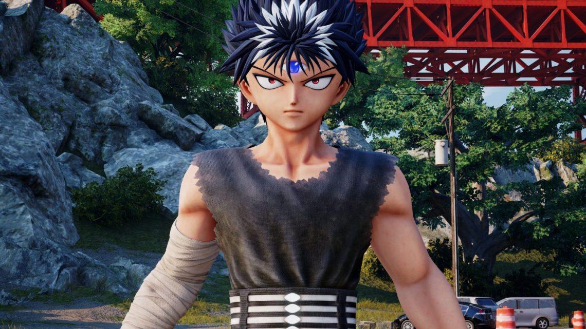 Hiei de Yu Yu Hakusho se unirá al plantel de personajes de Jump Force
