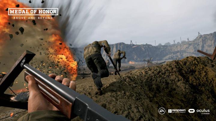 Medal of Honor: Above and Beyond confirma su fecha de lanzamiento