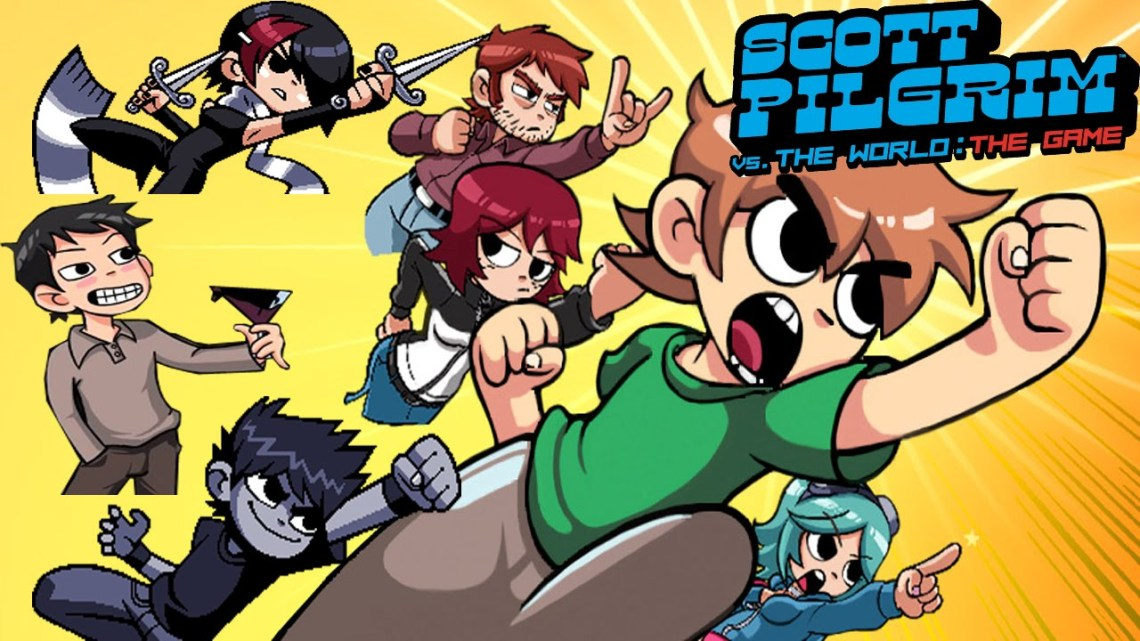 Scott Pilgrim vs. The World: The Game Complete Edition confirma fecha de lanzamiento en PS4, Xbox One, Switch y PC