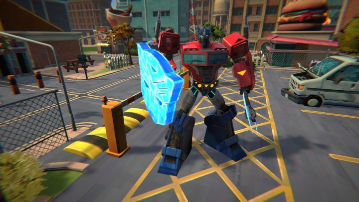 Transformers: Battlegrounds ya disponible en PS4, Xbox One, Switch y PC