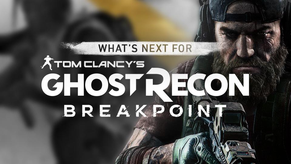 Ubisoft confirma que Ghost Recon Breakpoint tendrá nuevos contenidos a principios de 2021