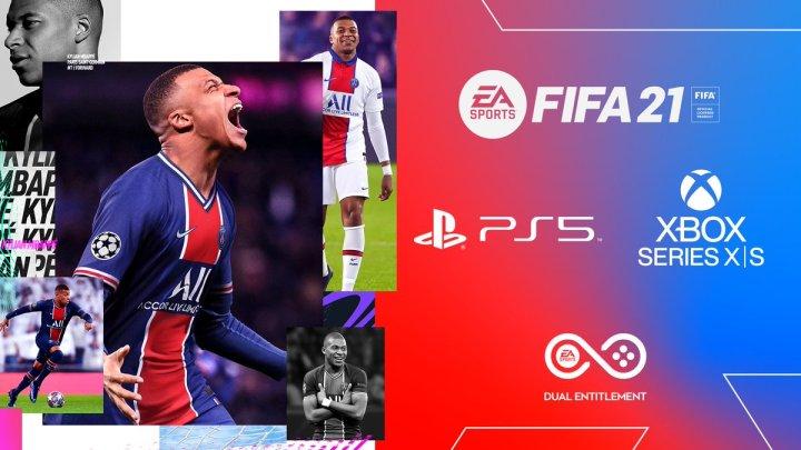FIFA 21 confirma su fecha de lanzamiento en PS5 y Xbox Series