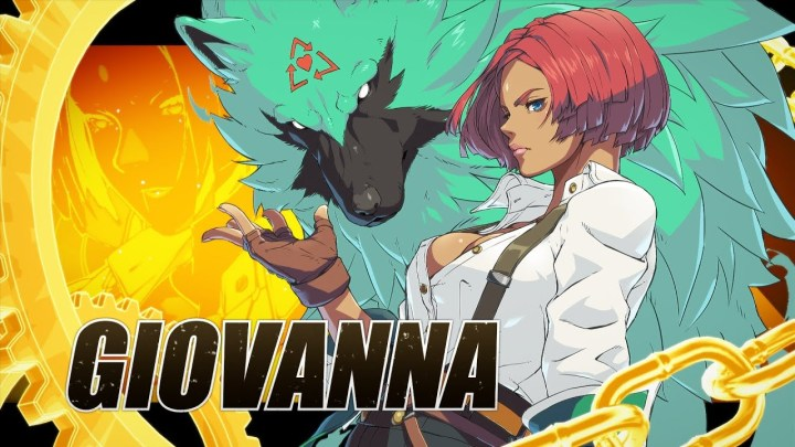 Giovanna se une al plantel de Guilty Gear -STRIVE-