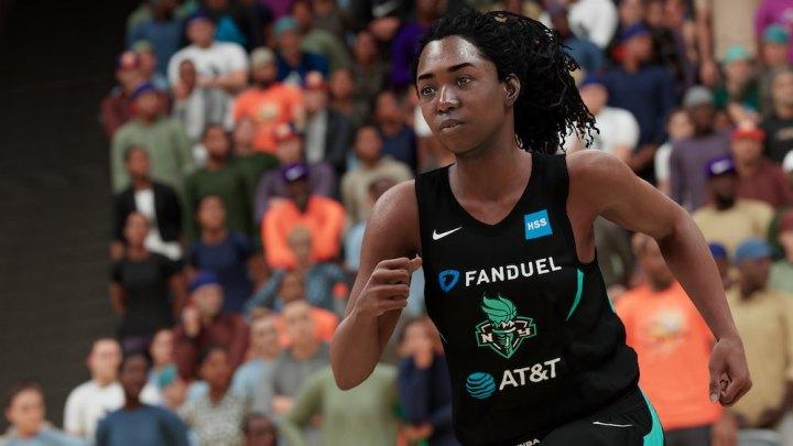 NBA 2K21 Next-Gen | The W, la integración más significativa de la WNBA en NBA 2K21