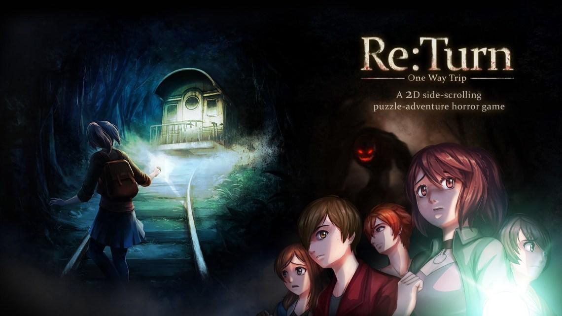 La aventura de terror 'Re:Turn – One Way Trip' debuta en PlayStation | Tráiler de lanzamiento