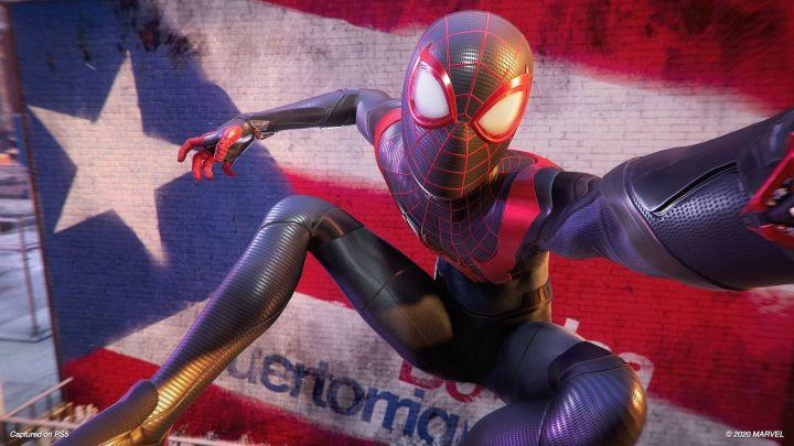 Insomniac Games celebra el #HispanicHeritageMonth con una imagen inédita de Spider-Man: Miles Morales