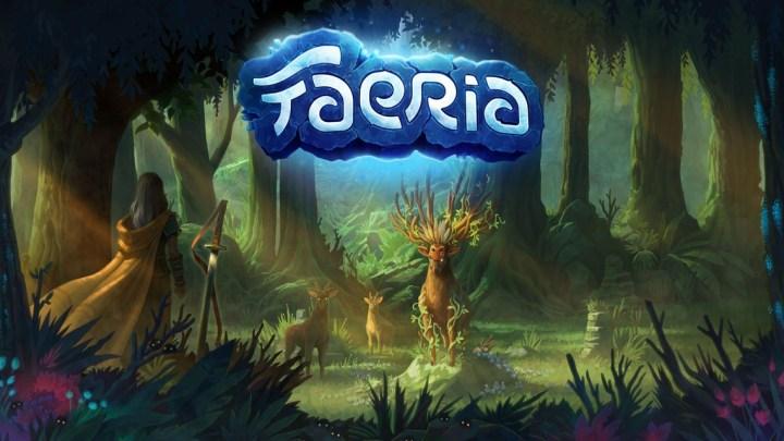 Faeria confirma su lanzamiento en PS4 para el 3 de noviembre