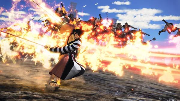 One Piece: Pirate Warriors 4   Primeras imágenes de Kin´emon