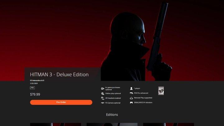 Primeras imágenes del nuevo diseño de PlayStation Store