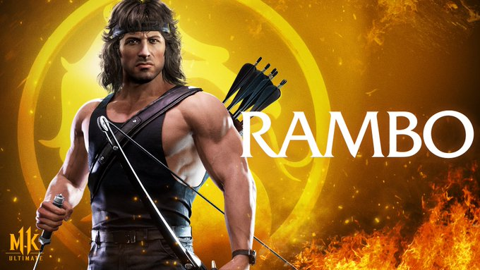 Rambo protagoniza el nuevo gameplay de Mortal Kombat 11