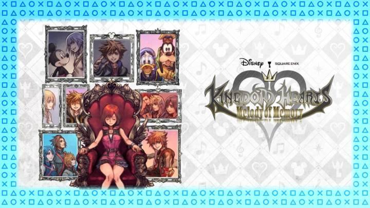 Avance | Kingdom Hearts: Melody of Memory