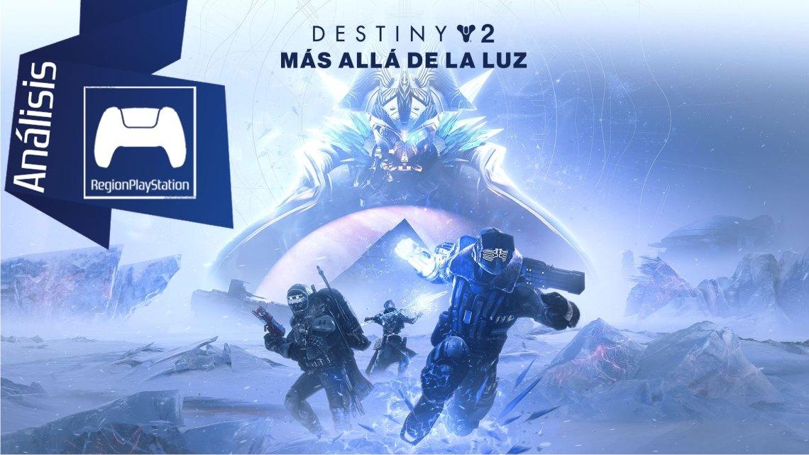 Análisis | Destiny 2: Más Allá de la Luz