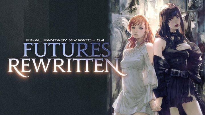 Final Fantasy XIV presenta trailer de su parche 5.4 llamado Futures Rewritten