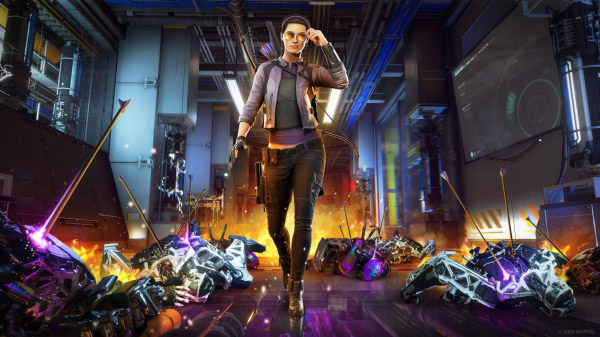Marvel's Avengers | Nuevo gameplay protagonizado por Kate Bishop