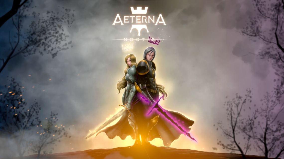 Aeterna Noctis presenta la complicada y preciosa 'Torre de Luz' en un extenso gameplay