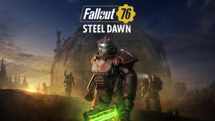 Fallout 76   La expansión 'Amanecer de Acero' adelanta su lanzamiento y ya está disponible