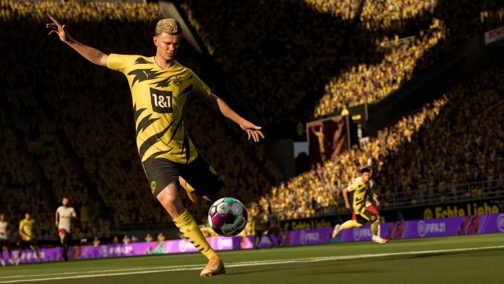 FIFA 21 presenta un nuevo spot para celebrar el lanzamiento de las versiones de PS5 y Xbox Series