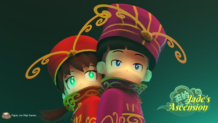 Ya disponible Jade's Ascension para PlayStation 4