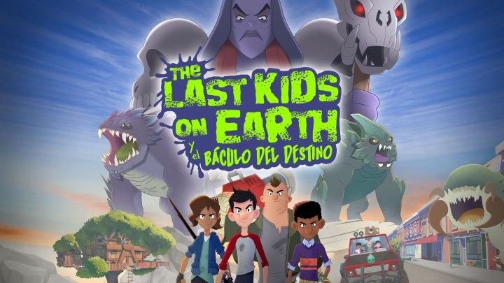 The Last Kids on Earth y el Báculo del Destino anunciado para primavera de 2021 en PS4, Xbox One, Switch y PC