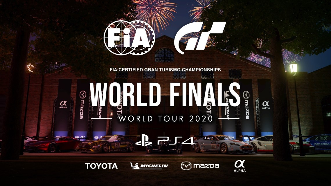 Vive la Final Mundial de los FIA Gran Turismo Championships 2020 este fin de semana