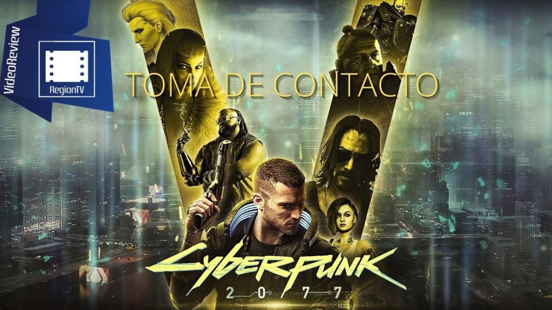 Region TV   Toma de Contacto: Cyberpunk 2077