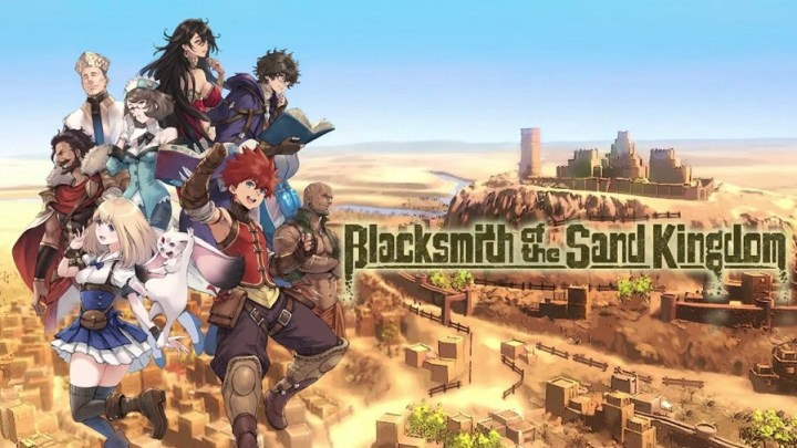El juego de rol Blacksmith of the Sand Kingdom aterriza en PS4