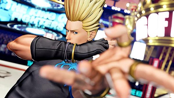 Benimaru Nikaido protagoniza el nuevo tráiler de The King of Fighters XV