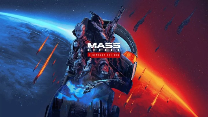 Mass Effect Legendary Edition muestra comparativa gráfica entre Xbox Series X y PS5